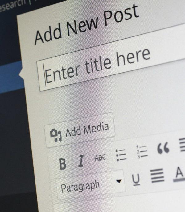 Sito internet giornale
